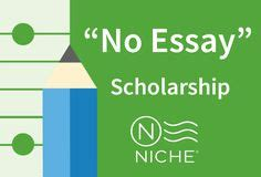 How to write an essay requesting a scholarship